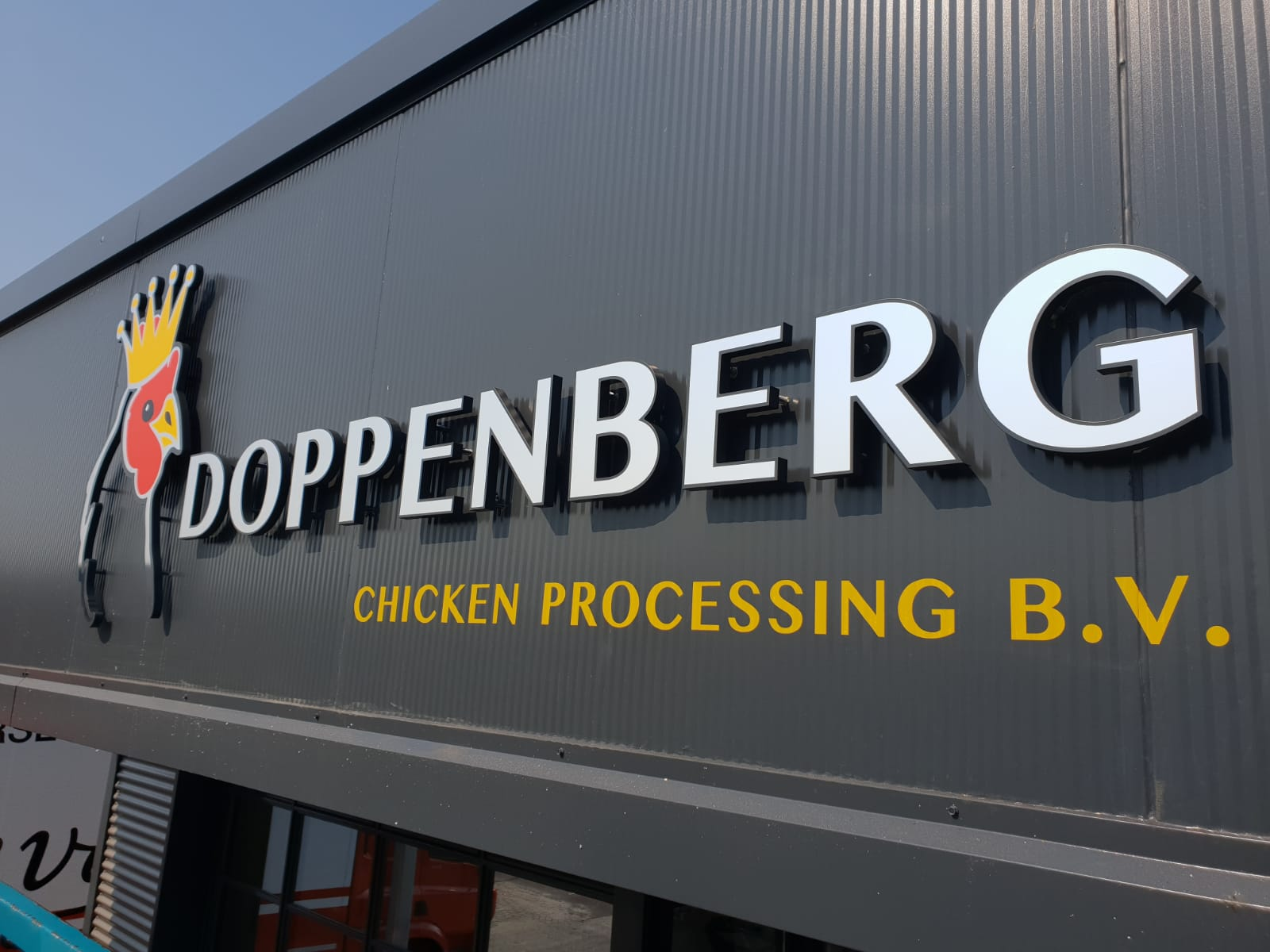 Doppenberg Chicken Processing