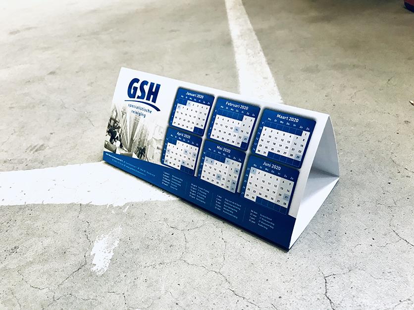 Kalenders GSH