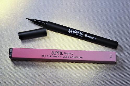 Eyeliner + Glue