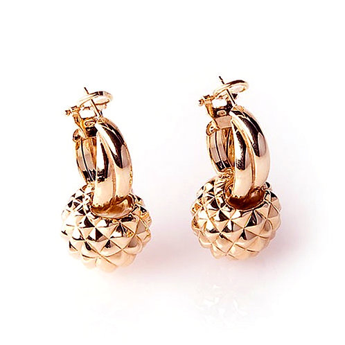 OR5749R Golden Rosè Earring Studio 54 Collection