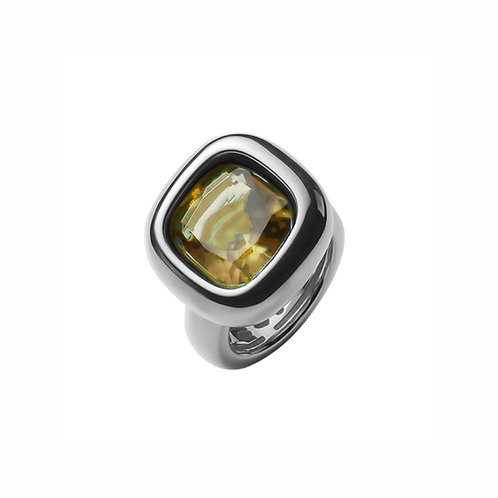 AN9301B-087 Cognac Quartz Ring