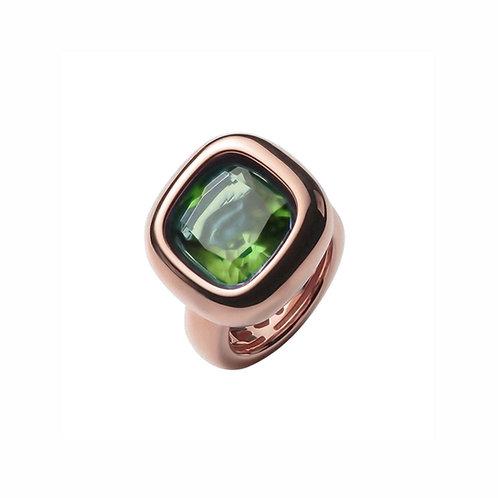AN9301R-069 Green Quartz Ring