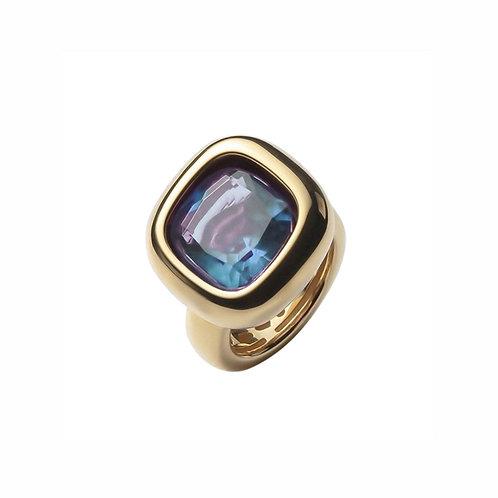AN9301G-001 Natural Blu Topaz Ring