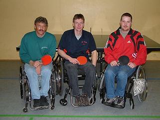 Bei den Tischtennis-Landesmeisterschaft
