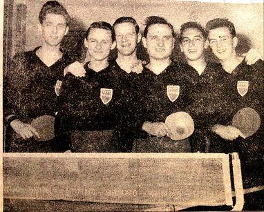 Herbstmeister 1957 in der Verbandsliga S