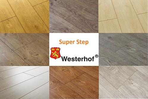 Ламинат WesterhofMaestro Super Step 34 класс, 12мм