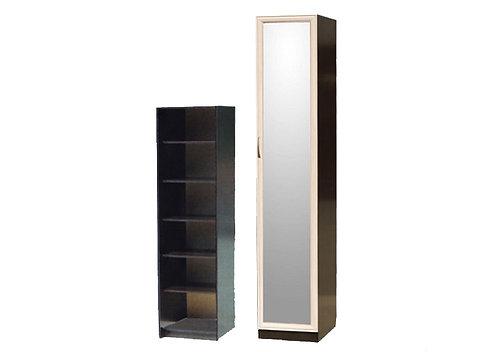 Шкаф однодверный (с профилем МДФ) с зеркалом