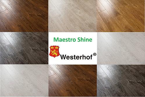 Ламинат Maestro Shine Westerhof 34 класс, 12мм