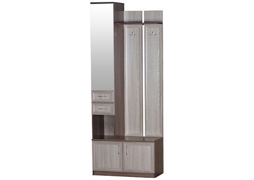 ПРМ-Шкаф для прихожей малый(левый)