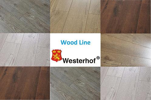 Ламинат Westerhof Maestro Wood Line 34 класс, 12мм