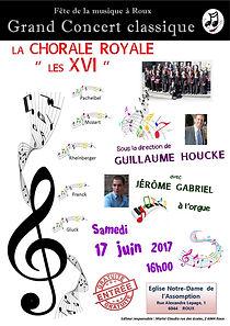 2017 Concert à Roux