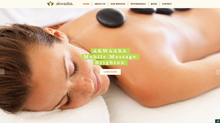 Web Design - Massage Business Launch