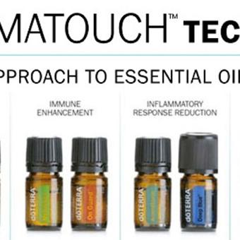 AromaTouch Treatment (45 min)