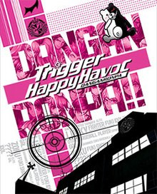Danganronpa: Trigger Happy Havoc - A visual novel not for the faint-hearted.