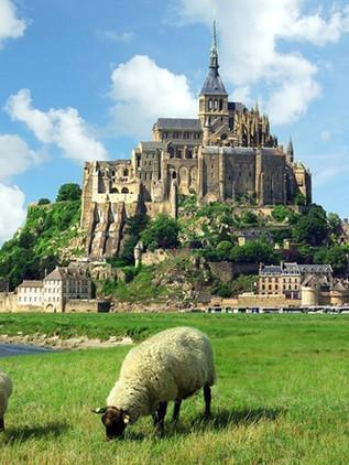 Monte Saint - Michel