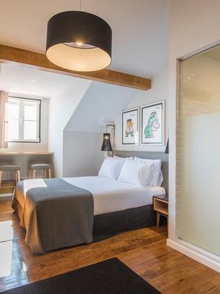 6 hoteles bueno, bonito y barato en Lisboa