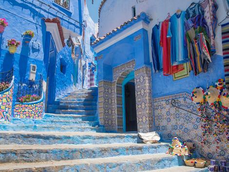 Chefchaouen, el pueblo azul de Marruecos