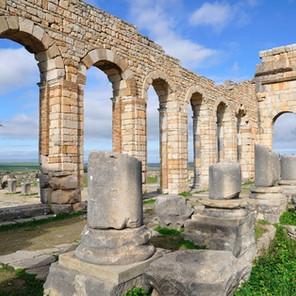 Excursión a Volubilis, Mulay Idrís y Meknes desde Fez