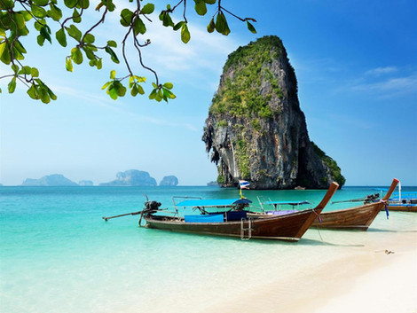 Qué ver y hacer en Krabi ¡Guía completa 2020!
