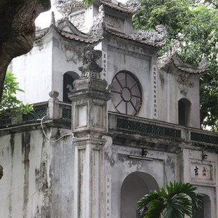 Visita el templo taoísta de Quan Thanh en Hanoi