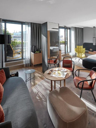 Cómo es alojarse en el hotel The Mandarin Oriental Barcelona
