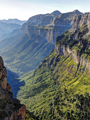 Los 100 paisajes naturales de España más bonitos
