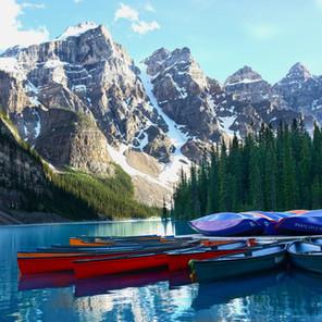 Cómo visitar el Parque Nacional Banff, Alberta