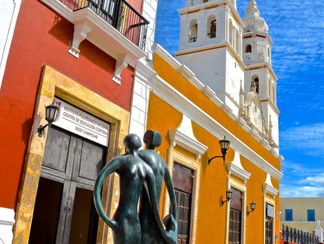 Campeche, la única ciudad amurallada de México