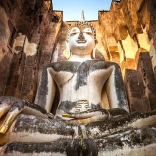 ¡Guía completa de Sukhothai! Que ver, ruta secreta, como llegar...