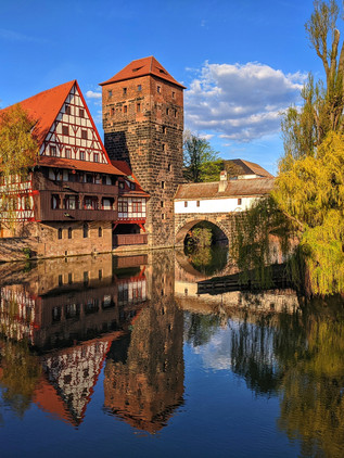 Qué ver en Núremberg, uno de los pueblos más bonitos de Alemania