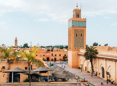 Recorrer Marruecos en 15 días, Itinerario completo