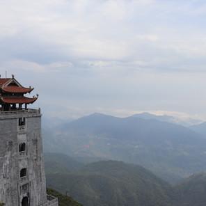 Cómo visitar el Fansipan, la montaña más alta de Indochina