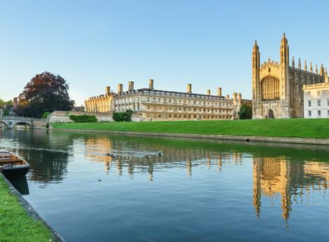 Lugares imprescindibles de Cambridge que debes conocer