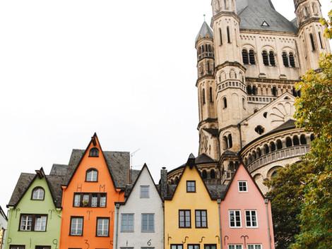 Los 20 Imprescindibles que ver en Colonia
