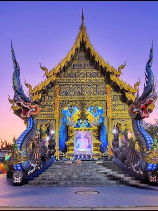 Chiang Rai, la ciudad con los templos más extravagantes de Tailandia