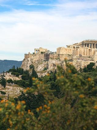 Los mejores miradores de Atenas con vistas a la Acrópolis