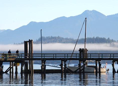 Road Trip por Sunshine Coast de British Columbia
