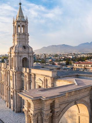Lugares imprescindibles que debes visitar en Arequipa