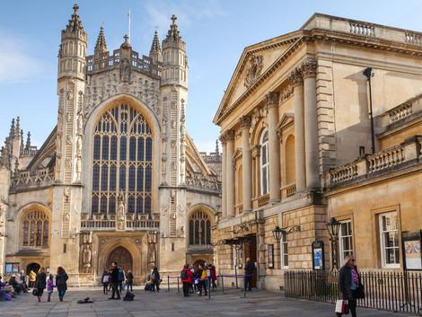 Qué ver en Bath en 1 día ¡Lo que no te puedes perder!