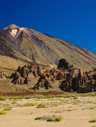 Cómo visitar el Parque Nacional del Teide