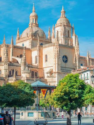 Cómo ir de Madrid a Segovia