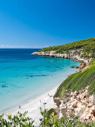 ¡Estas son las mejores playas de Menorca!