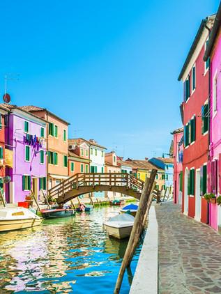 Visitar Burano, Murano y Tocello desde Venecia