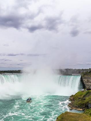 Cómo Visitar las Cataratas del Niágara desde Toronto