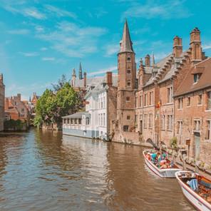 Qué ver en Brujas, la ciudad más romántica de Bélgica