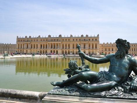 Visitar Versalles ¡Si o si!