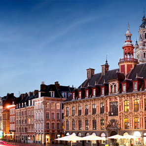 Qué ver y hacer en Lille