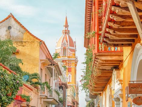 Cartagena de Indias, la ciudad más romántica de Colombia