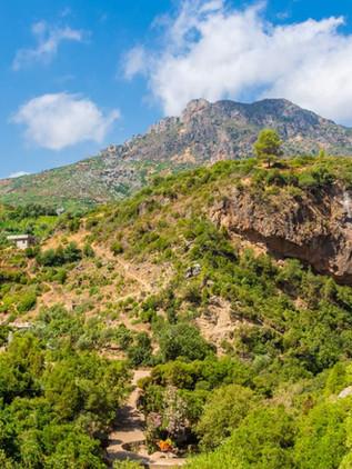 Trekking desde Chefchaouen hasta Akchour