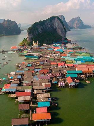 Como visitar la Bahía de Phang Nga ¡Guía completa!